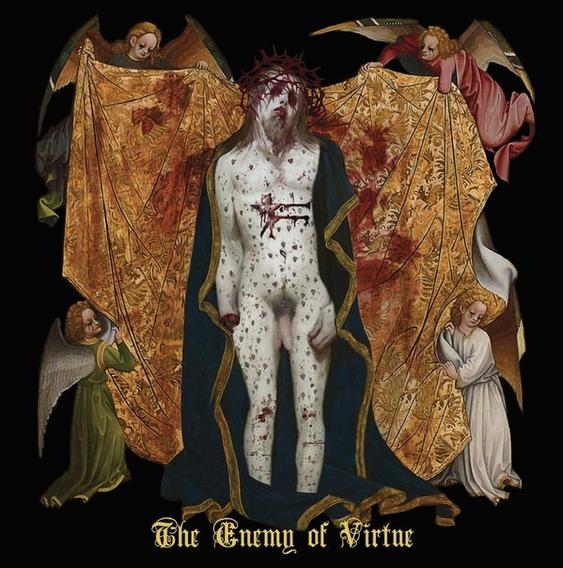 Profanatica ¿ The Enemy Of Virtue - Duplo Lp - Edição Luxo
