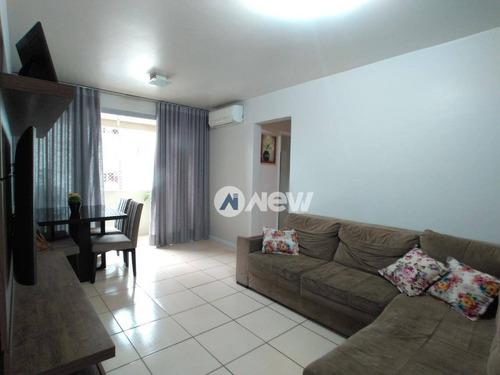 Imagem 1 de 14 de Apartamento Com 2 Dormitórios À Venda, 84 M² Por R$ 250.000,00 - Ideal - Novo Hamburgo/rs - Ap2760