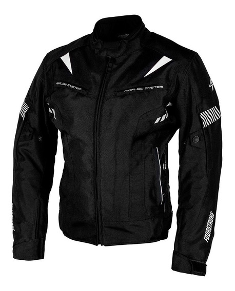 Campera Moto Mujer - Wanderlust Jacket - 4t Fourstroke