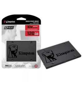 Kit 2 Hd Ssd Kingston Sata Ii 120gb 2,5 A400