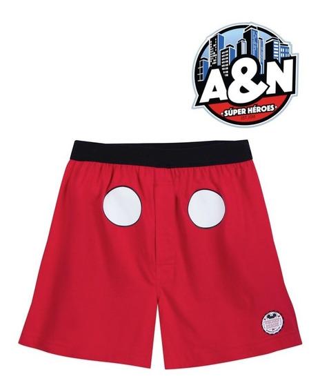 Boxers Mickey Mouse Hombre Original Disney Talla Xl