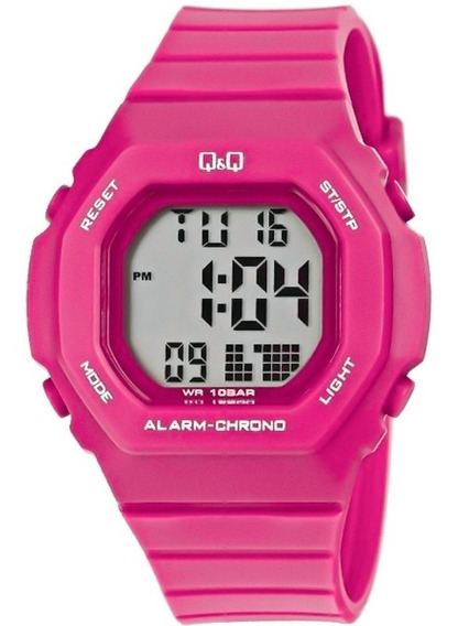 Relógio Q&q Feminino Original Garantia Nota M137j006y