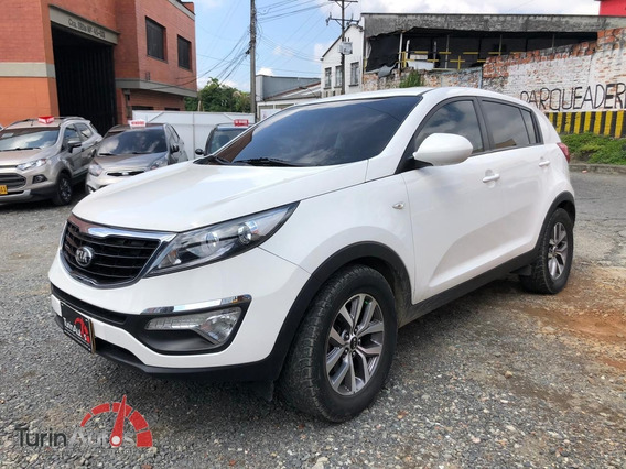 Kia New Sportage Revolution Trip 2.0 2015