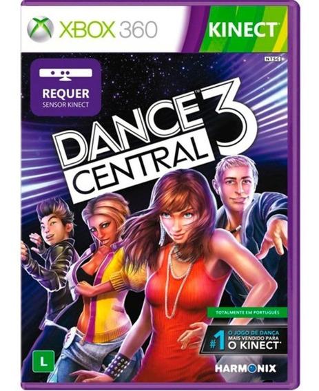 Dance Central 3 Xbox 360 - M. Física | Garantia Playgorila