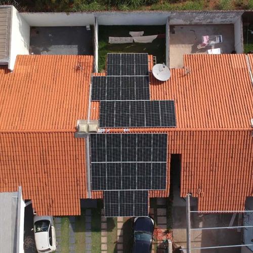 Imagem 1 de 5 de Projeto, Fornecimento E Instalação De Sistema Energia Solar
