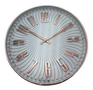 Reloj De Pared Colgar Silencioso Decoracion Hogar Elegante