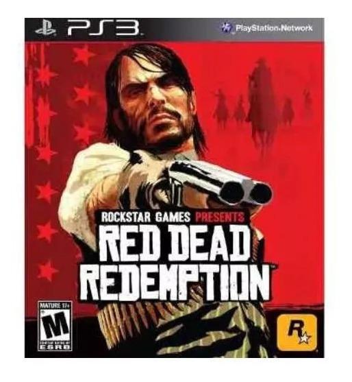 Red Dead Redemption Psn Ps3 Jogo Envio Já Buy