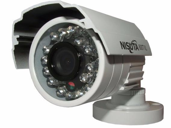 Camara Seguridad Cctv Nisuta Ns-cirou15cm6 Externa