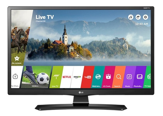 Smart Tv Monitor Lg 28 - 28mt49s-ps - Wi-fi Integrado