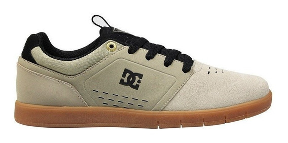 Tênis Dc Shoes Cole Signature Tan