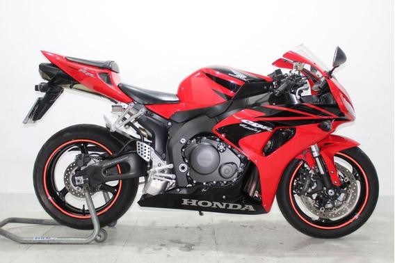 Honda Cbr 1000 Rr 2007 Vermelha