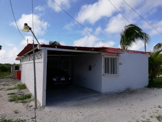 Casa En Venta En Chelem Progreso Yuc Folio Cecv-2118
