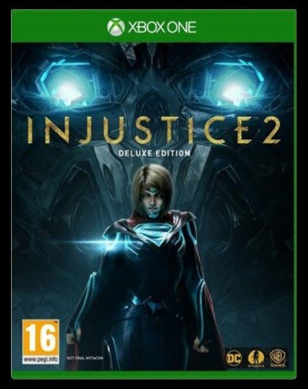 Injustice 2 Deluxe Edition Xbox One Midia Digital Deluxe