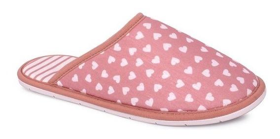 Pantufa Infantil Molekinha Chinelo De Inverno Multi Rosa