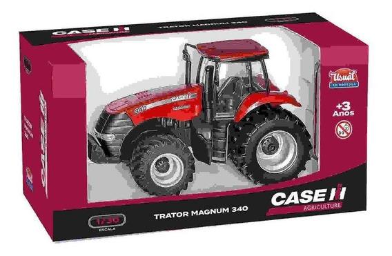 Trator Magnum Case Agriculture - Usual Brinquedos