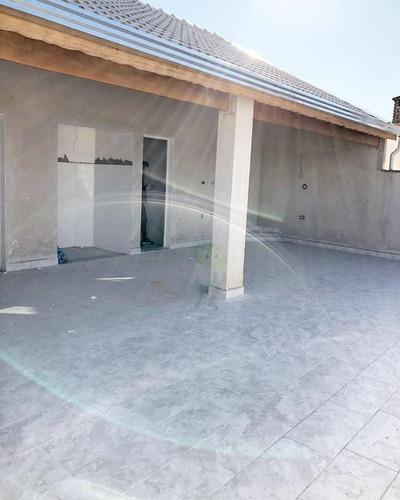 Cobertura Com 2 Dormitórios À Venda, 86 M² Por R$ 320.000,00 - Cidade São Jorge - Santo André/sp - Co0279