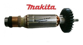 Induzido Original Esmerilhadeira Ga4530 220v Makita 517648-6