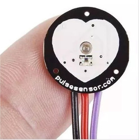Sensor De Batimento Cardíaco Monitor Pulso Arduino Pic