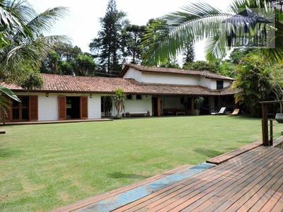 Casa Residencial Para Locação, Granja Viana, Cotia. - Ca0015