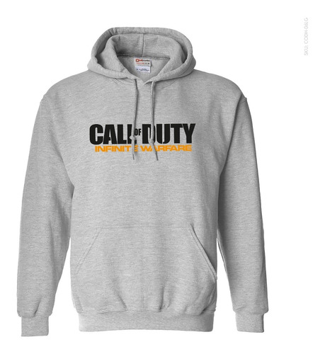 Buso Hoodie De Call Of Duty Infinite Warfare - De Unbranded