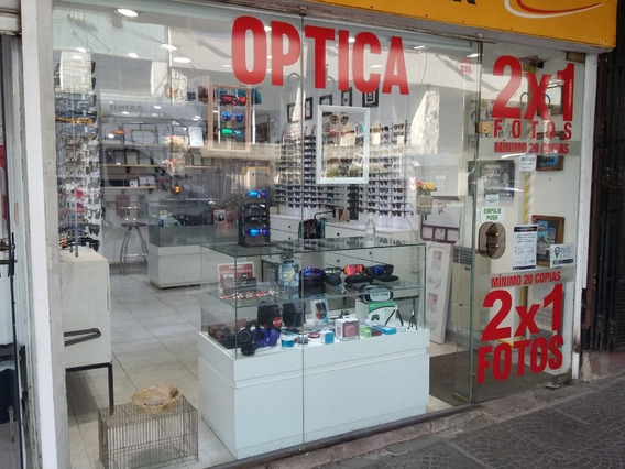 Fondo De Comercio Optica Y Fotografia