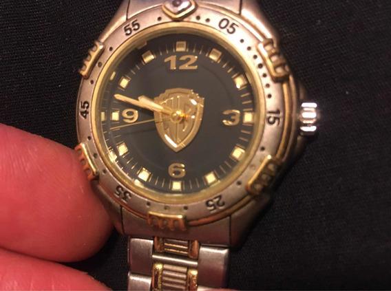Relógio Warner Bros Na Caixa