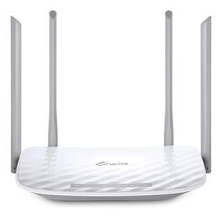 Tp-link, Router Inalámbrico De Banda Dual Ac1200, Archer C50