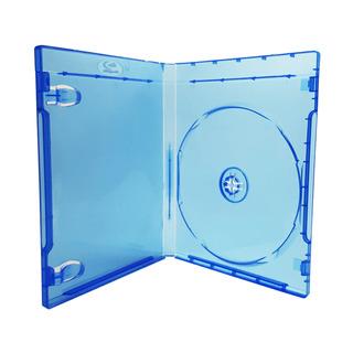 Caja Bluray 10mm Con Logo Calidad X 100