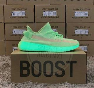 Yeezy 350 V2 Glow