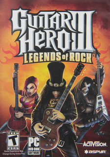 Guitar Hero Iii: Leyendas Del Rock