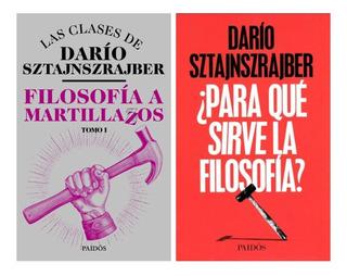 Fllosofia Martillazos + Para Que Sirve - Dario Z - 2 Libros
