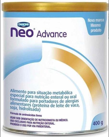 Neocate Advance Neo Advance Danone Unidade 400gr