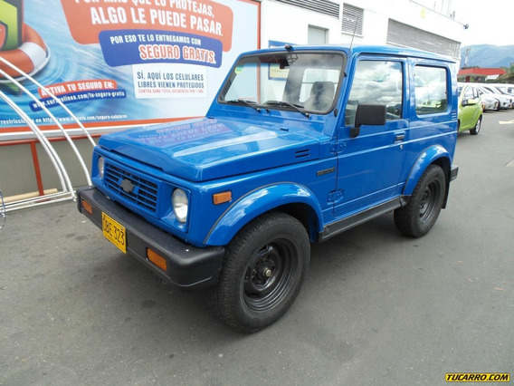 Chevrolet Samurai Hard Mt 1300cc 4x4
