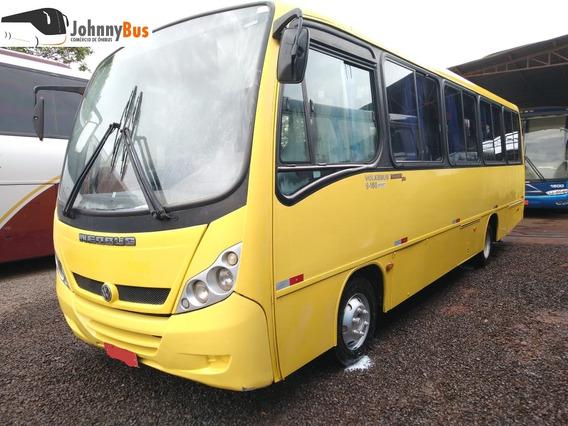 Micro Ônibus Rodoviário Neobus Thunder Ano 2008/09 Johnnybus