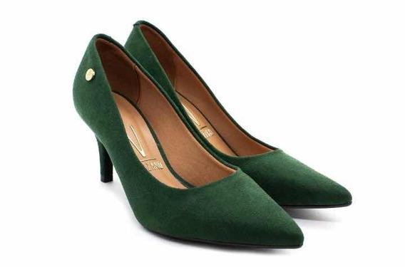 Zapatos Stilettos Vizzano Verde Oscuro **** 1184101***