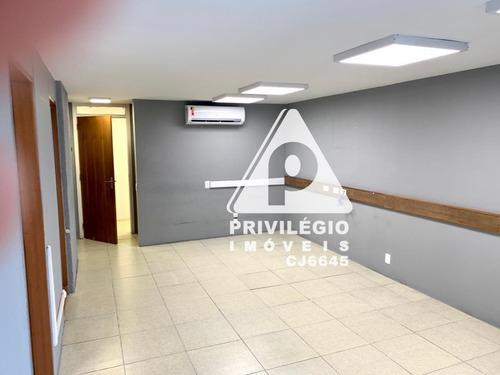 Grupo De 5 Salas À Venda, Centro - Rio De Janeiro/rj - 28341