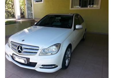 Mercedes-benz, C 180, 2012