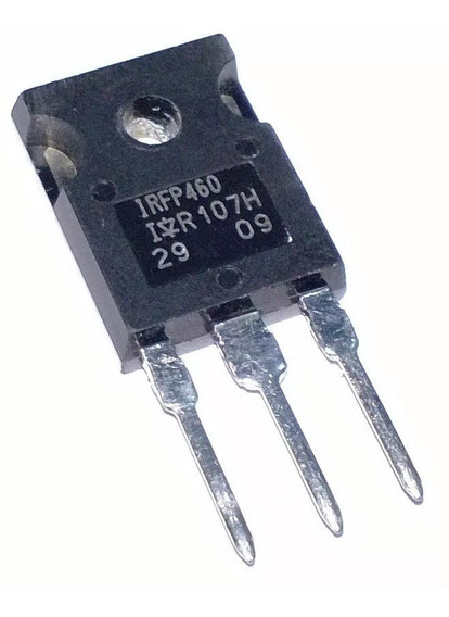 Transistor Mosfet Irfp460