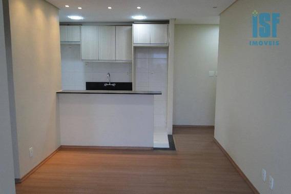 Apartamento Com 2 Dormitórios À Venda, 56 M² Por R$ 320.000 - Quitaúna - Osasco/sp - Ap14408. - Ap14408