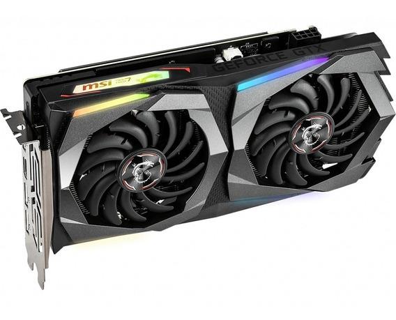 Placa De Video Vga Msi Geforce Gtx 1660ti Super Gaming 6gb