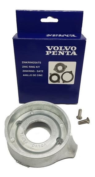 876286 Anodo De Zinco P/ Rabeta Volvo Penta 120s Veleiro