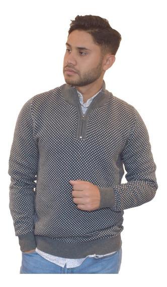 Sweater Medio Cierre 7026772/ Jean Vernier