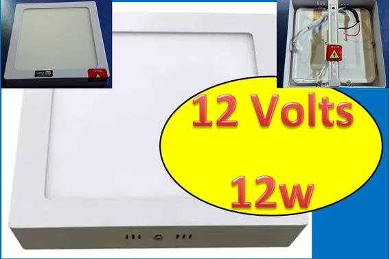 2 Iluminação Led 12v Trailler Uso Solar/ Barco /motorhome