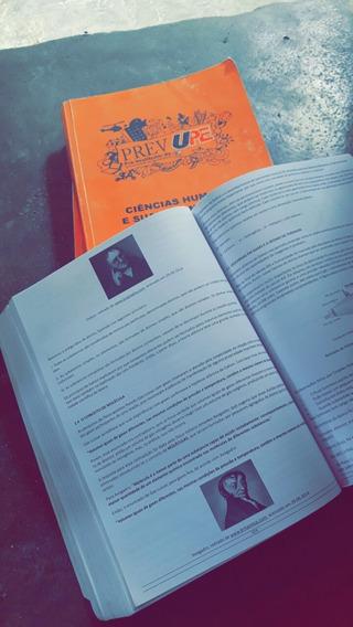 Livros De Preparação Para Vestibulares/enem Kit 3 Livros