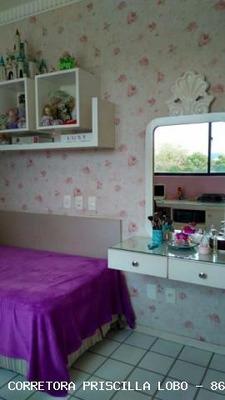 Apartamento Para Venda Em Teresina, Ilhotas - 0102