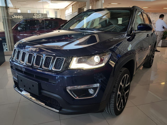 Nueva Jeep Compass Limited Plus 2019 4x4 At9 2019 Vtasweb