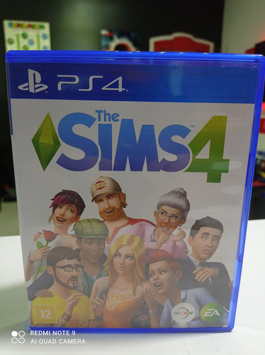 Imagem 1 de 4 de The Sims 4 Ps4 Usado