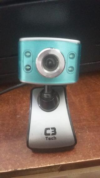 Webcam 1.3mp Usb C700 C3tech