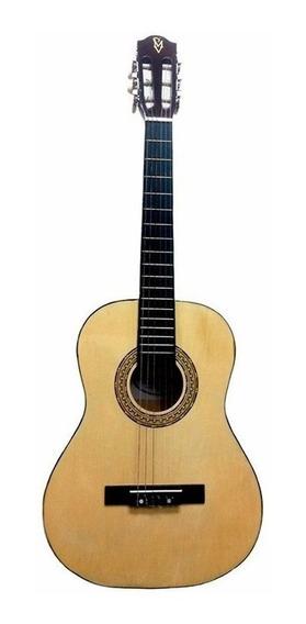 Martin Vazquez Bcr3900 Guitarra Clasica + Funda