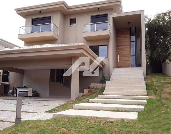 Casa À Venda Em Loteamento Alphaville Campinas - Ca008657
